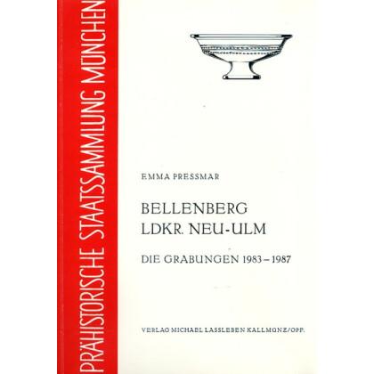 Bellenberg, Ldkr. Neu-Ulm - Die Grabungen 1983 - 1987