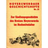 Zur Siedlungsgeschichte des Kreises Hoyerswerda im...