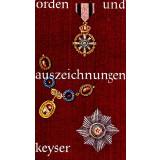 Ernst August Prinz zur Lippe: Orden und Auszeichnungen in...