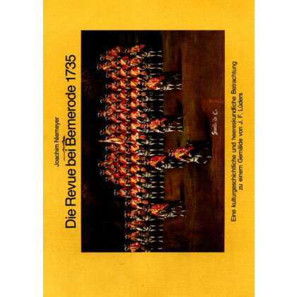 Die Revue bei Bemerode 1735