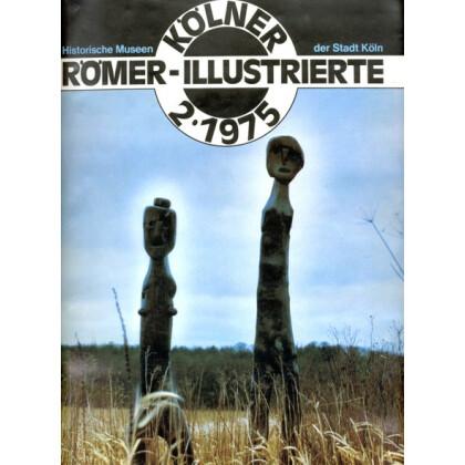 Kölner Römer Illustrierte Heft 2 / 1975