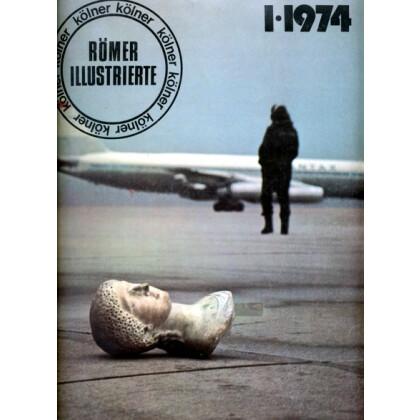 Kölner Römer  Illustrierte Heft 1 / 1974