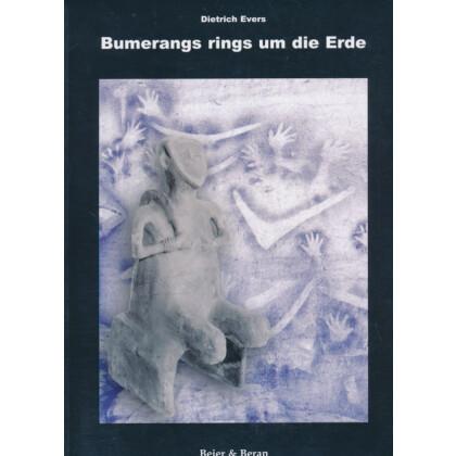 Bumerangs rings um die Erde