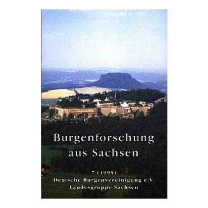 Burgenforschung aus Sachsen, Band  7