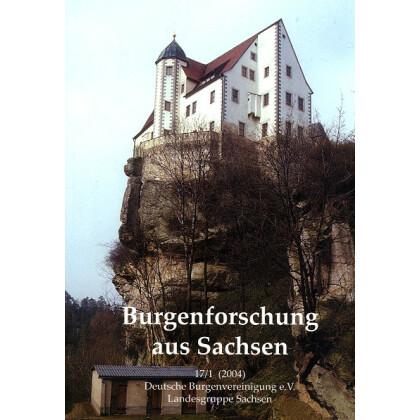 Burgenforschung aus Sachsen, Band 17,1