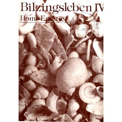 Bilzingsleben IV - Homo Erectus seine Kultur und seine Umgebung