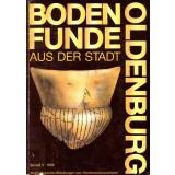 Bodenfunde aus der Stadt Oldenburg