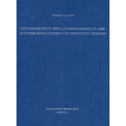 Töpferschutt des 1. Jahrhunderts n. Chr. Aus dem Bereich der Colonia Ulpia Traiana