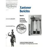Grabung Forschung Präsentation - Xantener Berichte,...