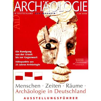 Menschen - Zeiten - Räume - Archäologie in Deutschland Ausstellungsführer