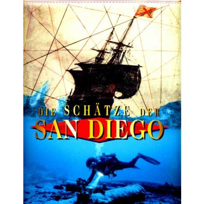 Die Schätze der San Diego. Katalog zur Ausstellung SMPK Berlin 1997