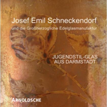 Josef Emil Schneckendorf. Jugendstil-Glas aus Darmstadt