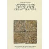Ornamentierte Bodenfliesen des Mittelalters in Süd- und Westdeutschland 1150 - 1550. 3 Bände