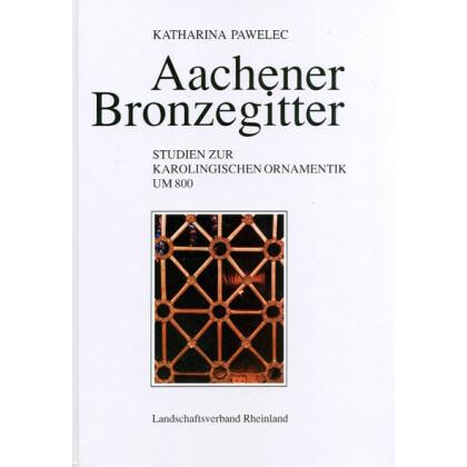 Aachener Bronzegitter, Studien zur Karolingischen Ornamentik um 800