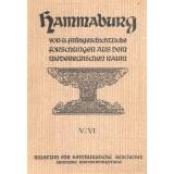 Hammaburg - Vor- und Frühgeschichtliche Forschungen...