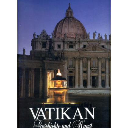 Vatikan -Geschichte und Kunst