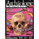 Archäologie in Deutschland. Heft 1992/1....