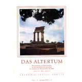 Das Altertum