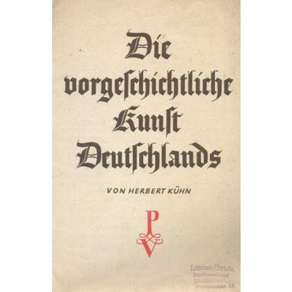 Die vorgeschichtliche Kunst Deutschlands