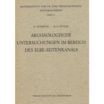 Archäologische Untersuchungen im Bereich des Elbe Seitenkanals