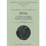 Düna I. - Das Bachbett vor Errichtung des...