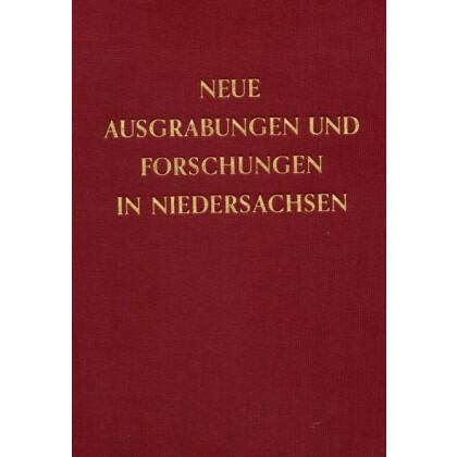 Neue Ausgrabungen und Forschungen in Niedersachsen, Band 2