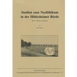 Studien zum Neolithikum in der Hildesheimer Börde. 3 Bände