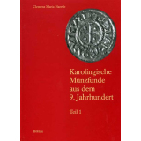Karolingische Münzfunde aus dem 9. Jahrhundert. 2 Bände im Schuber