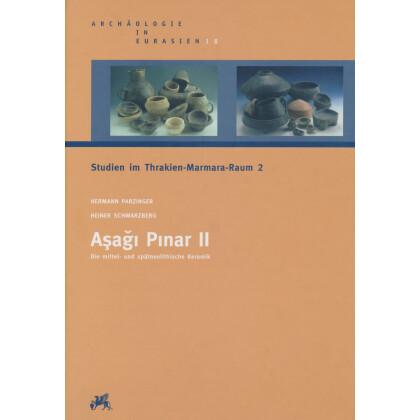 ASAGI PINAR II. Die mittel- und spätneolithische Keramik