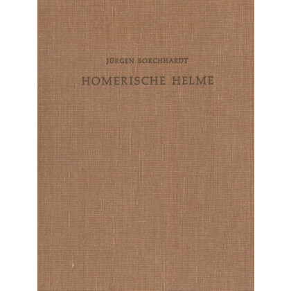 Homerische Helme