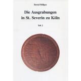 Die Ausgrabungen in St. Severin zu Köln, 3 Bände