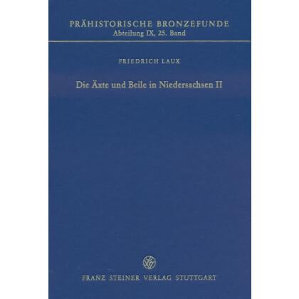 Die Äxte und Beile in Niedersachsen II. Lappen- und Tüllenbeile, Tüllenmeißel und -hämmer