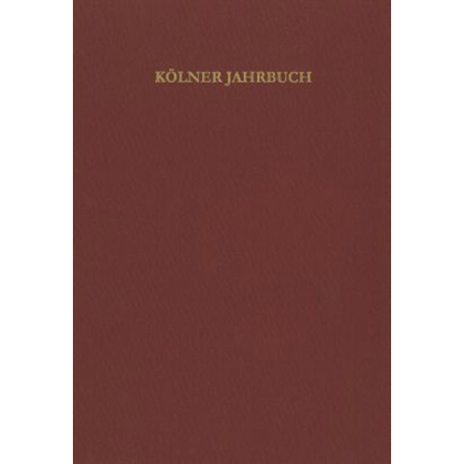 Kölner Jahrbuch für Vor- und Frühgeschichte, Band 20 - 1987