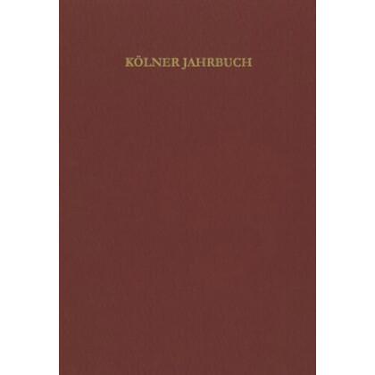 Kölner Jahrbuch für Vor- und Frühgeschichte, Band 26 - 1993