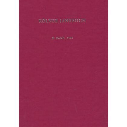 Kölner Jahrbuch für Vor- und Frühgeschichte, Band 28 - 1995