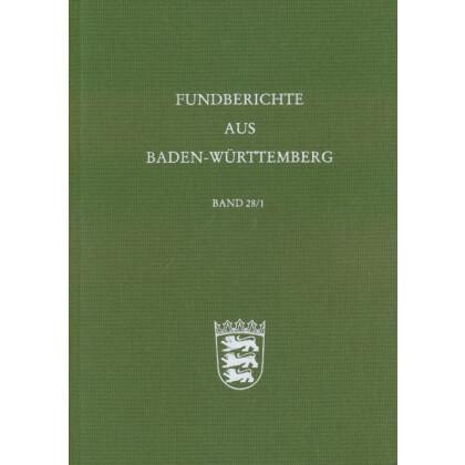 Fundberichte aus Baden-Württemberg, Band 28 - 2005, 2 Bände