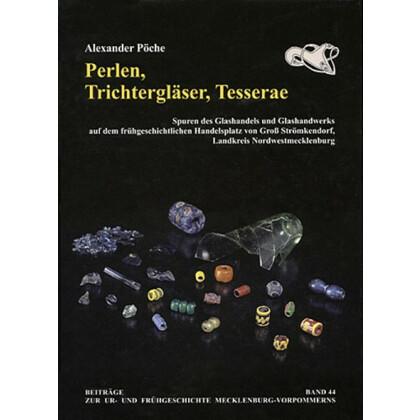 Perlen, Trichtergläser, Tesserae