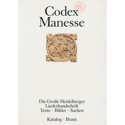 Codex Manesse, die Große Heidelberger Liederhandschrift