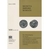 Die Münzprägung der Kaiser Valerianus I. Gallienus - Saloninus (253/268), Regalianus (260) und Macrianus - Quietus (260/262) 2 Bände