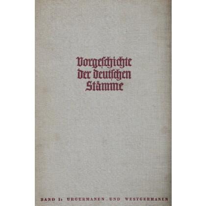 Vorgeschichte der deutschen Stämme - Urgermanen und Westgermanen
