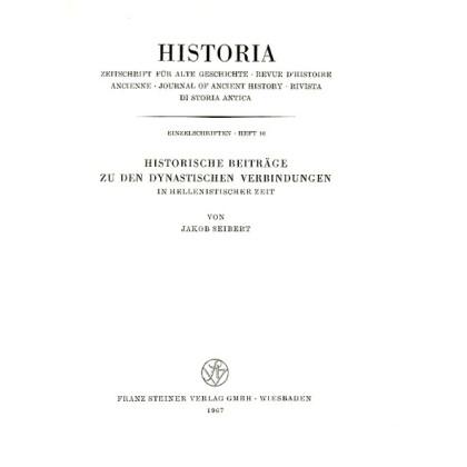 Historische Beiträge Zu Den Dynastischen Verbindungen In
