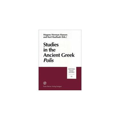 Studies in the Ancient Greek Polis