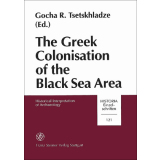 The Greek Colonisation of the Black Sea Area. Historical...