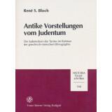 Antike Vorstellungen vom Judentum. Der Judenexkurs des...