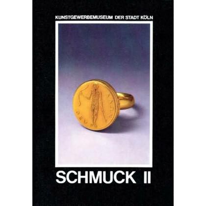Schmuck I. und II.  Band I. Hals-, Ohr-, Arm- und Gewandschmuck. Band II. Fingerringe, 2 Bände
