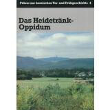 Das Heidetränk- Oppidum - Führer zur hessischen...