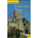Theiss Burgenführer Oberrhein - 65 Burgen von Basel...