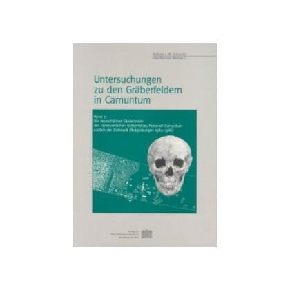 Untersuchungen zu den Gräberfeldern in Carnuntum, Band 2