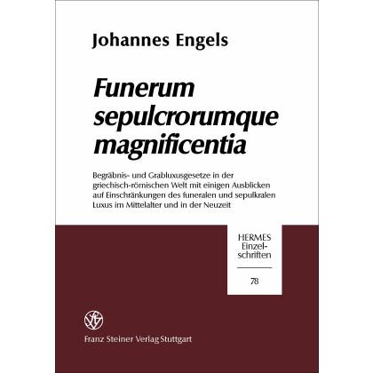 Funerum sepulcrorumque magnificentia