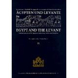 Ägypten und Levante - IX Egypt and the Levant IX